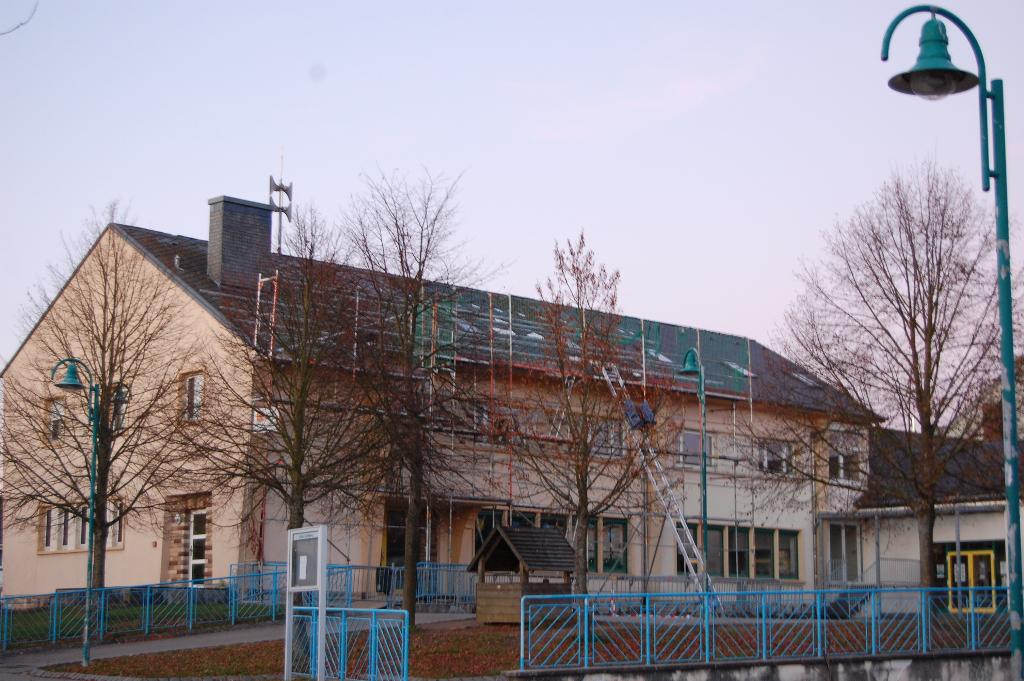 Chantier EquiSolar 2012