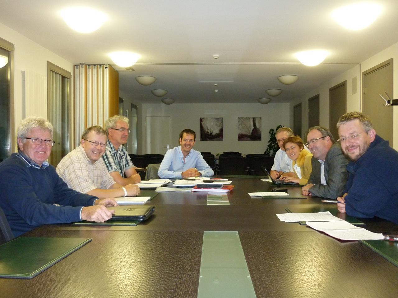 Generalversammlung vun EquiEnerCoop den 19. September